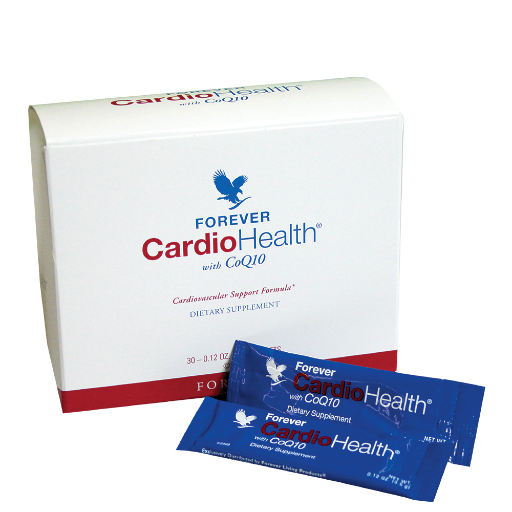 Forever CardioHealth™ with CoQ10 - 4 Pack
