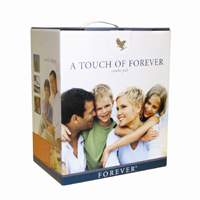 Touch of Forever with Spanish Literature