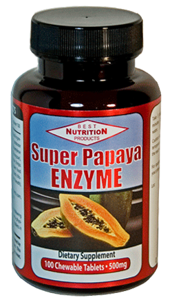 Super Papaya Enzyme