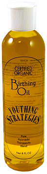 BIRTHING OIL