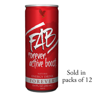 FAB Forever Active Boost™