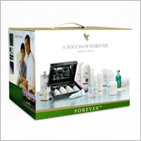 Mini Touch of Forever Personal Care with English Literature